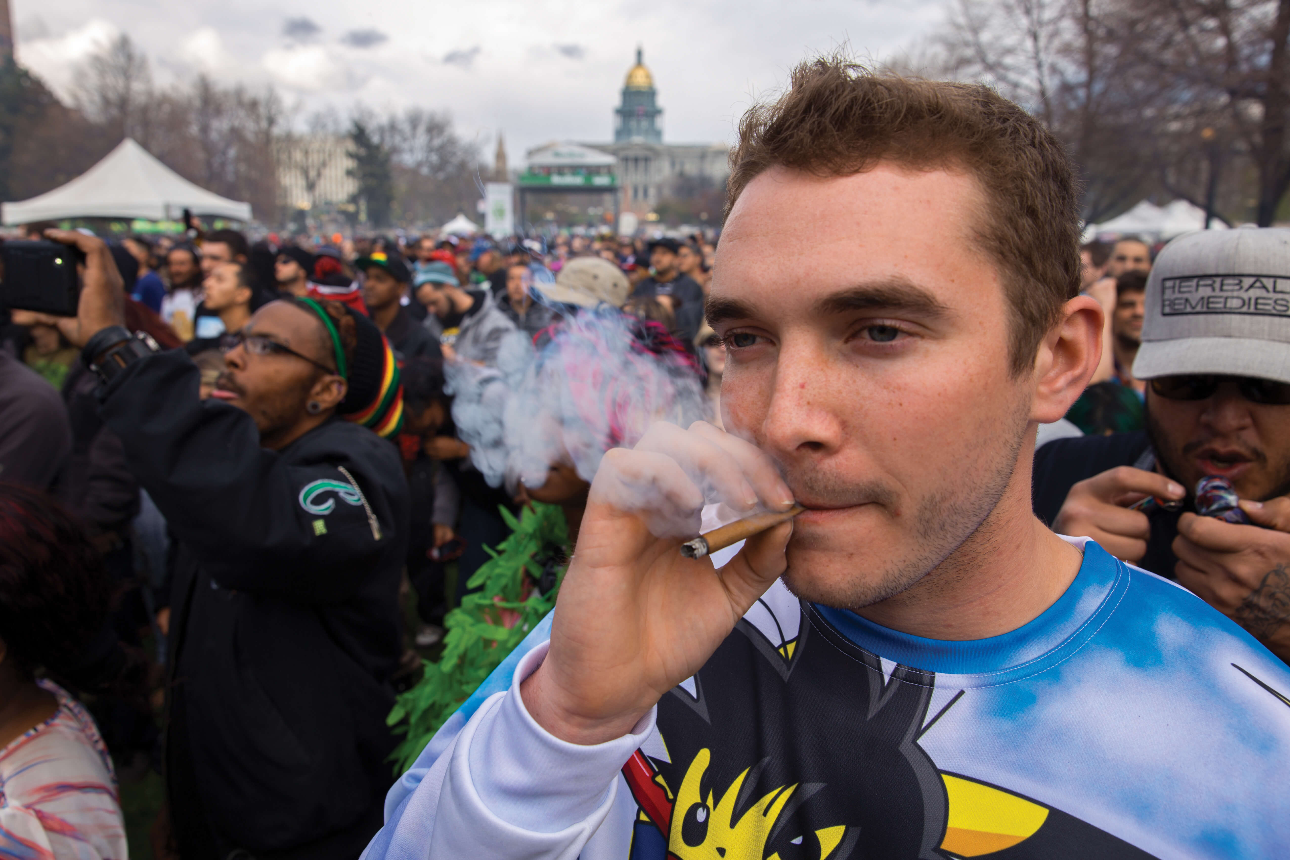 Marijuana may contribute to health risks