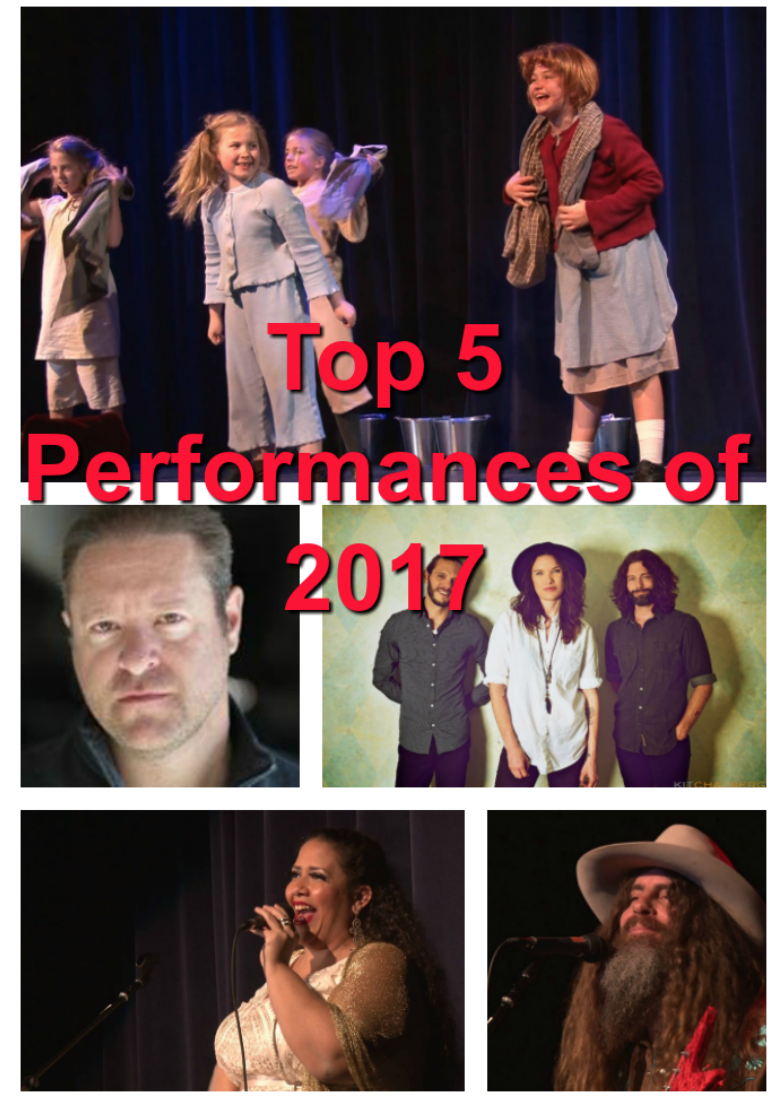 Top Five Performances